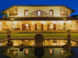 Tamarind Hill by Asia Leisure, отель в Галле