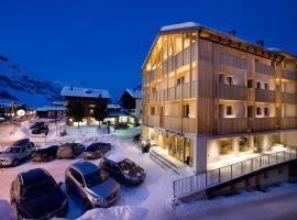 Hotel Larice, hotel in Livigno