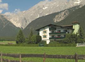 Adlerhof am Sonnenplateau, hotel in Mieming