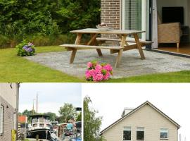 Appartement Hoek, apartment in Giethoorn
