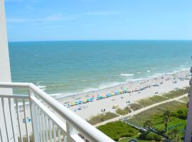 Carolinian Beach Resort, appartamento a Myrtle Beach