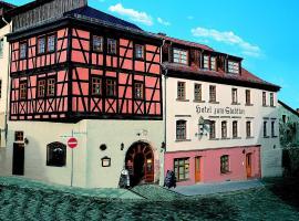 Hotel Garni zum Stadttor, Hotel in der Nähe von: Carl Zeiss Jena, Kahla