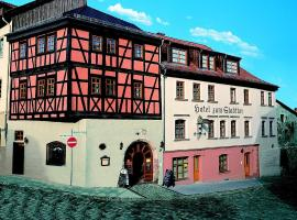 Hotel Garni zum Stadttor, hotel near Optical Museum Jena, Kahla