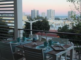 Apartamentos Mar de Alvor, hotel cerca de Playa de Alvor, Alvor