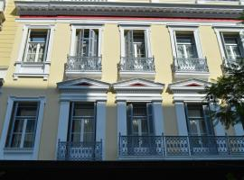 Athinas Street Inn, hotel near National Archaeological Museum of Athens, Athens