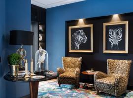 Velona's Jungle Luxury Suites, hotel cerca de Estación Leopolda, Florencia