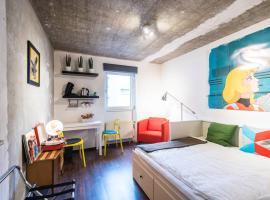 Charming Hipster Flat, apartment in Mannheim