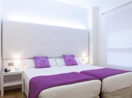 Hotel Albahia Alicante, hotel Alicantéban