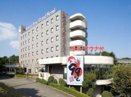 Numazu Inter Grand Hotel, hotel in Numazu