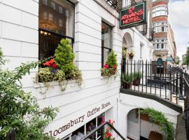 St Athans Hotel, hotel in Kings Cross St. Pancras, London