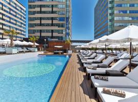 Hilton Diagonal Mar Barcelona, hotel in Barcelona