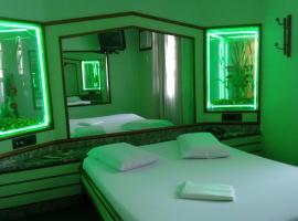 Magnus Norte Hotel (Adult Only), love hotel in Rio de Janeiro