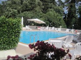 Hotel Gioia Garden, hotell i Fiuggi