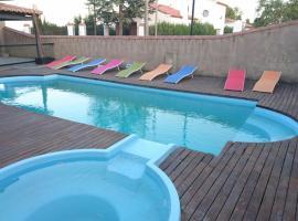 Hotel Rural Los Abriles, отель в городе El Toro