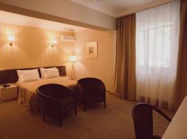 C&C Residence Hotel, hotel din Bacău