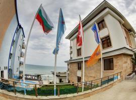 Paraiso Theopolis, отель в Обзоре