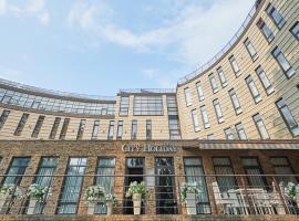 City Holiday Resort & SPA, hotel in Kiev