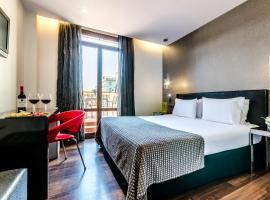 Exe Ramblas Boquería, hotel in Ramblas, Barcelona