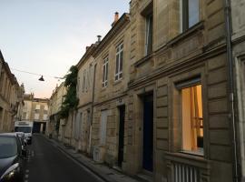 Le Saint Fort - Protocole sanitaire strict, appartement à Bordeaux