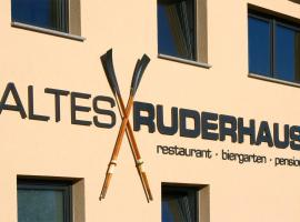 Altes Ruderhaus, guest house in Worms