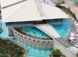 Hotel CTC, hotel em Caldas Novas