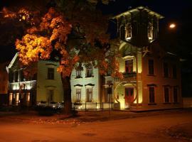 Villa Margaretha Boutique Hotell, hotel in Tartu