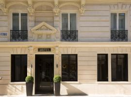 Hotel Le 10 BIS, hotel near Palace of Versailles, Paris