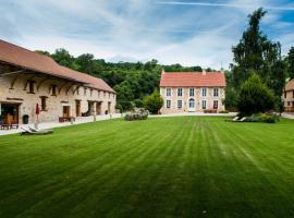 Domaine de la Pommeraye & Spa, hotel in La Pommeraye