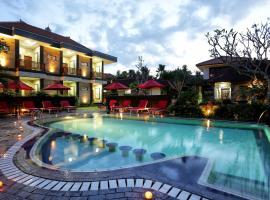 Hotel Segara Agung, отель в Сануре
