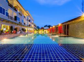พีพี ไมยาดา รีสอร์ท โรงแรมในเกาะพีพี