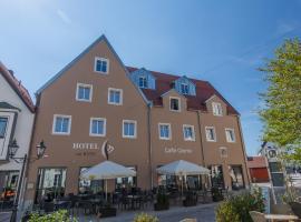 Hotel im Ried, hotel in Donauwörth