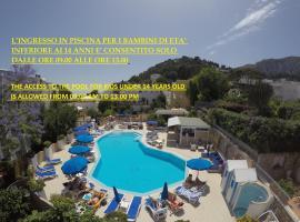 Hotel San Felice, отель в Капри