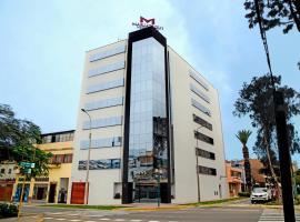 Mariategui Hotel & Suites, hotel near Estadio Alberto Gallardo, Lima