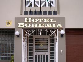 Hotel Bohemia, hotel in Barranco, Lima
