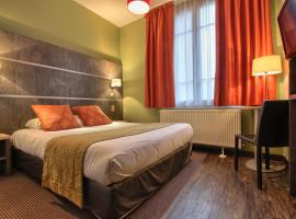 Timhotel Boulogne Rives de Seine, hotel in Boulogne-Billancourt