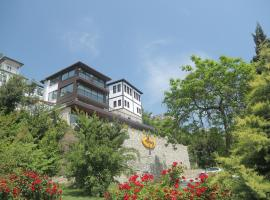 Evimiz Hotel, отель в Орду