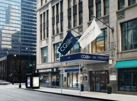 Central Loop Hotel, accommodation in Chicago