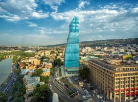 The Biltmore Tbilisi Hotel, отель в Тбилиси