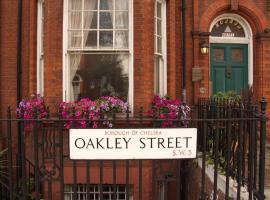 Oakley Hotel, hotel in Chelsea, London