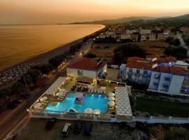 Aphrodite Beach Hotel, hotel in Vatera