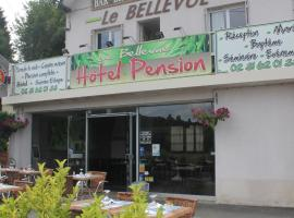 Le Bellevue Lisieux, hotel in Lisieux