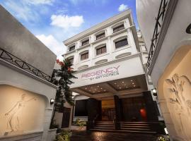 Regency Kanchipuram by GRT Hotels, hotel in Kanchipuram
