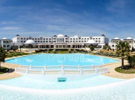 Golden Tulip Taj Sultan Resort, hotel a Hammamet