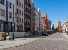 Apartament Stare Miasto 1, apartment in Elblag