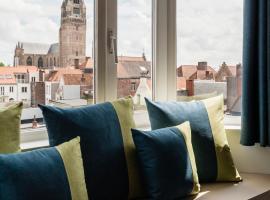 Hotel Portinari, hotel in Bruges