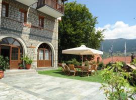 Hotel Adonis, hotel in Metsovo