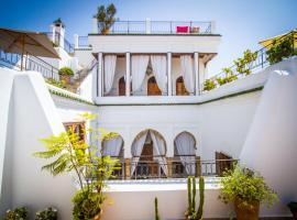 Dar Mayssane, riad in Rabat