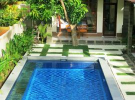 Two Brothers Villa, three-star hotel in Gili Air