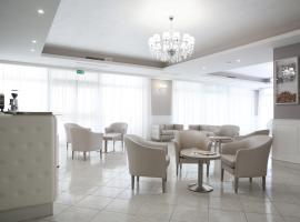 Hotel Leon - Ristorante Al Cavallino Rosso, hotell i San Giovanni Rotondo