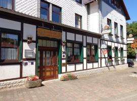 Landhotel zur guten Quelle, hotel in Eisenach
